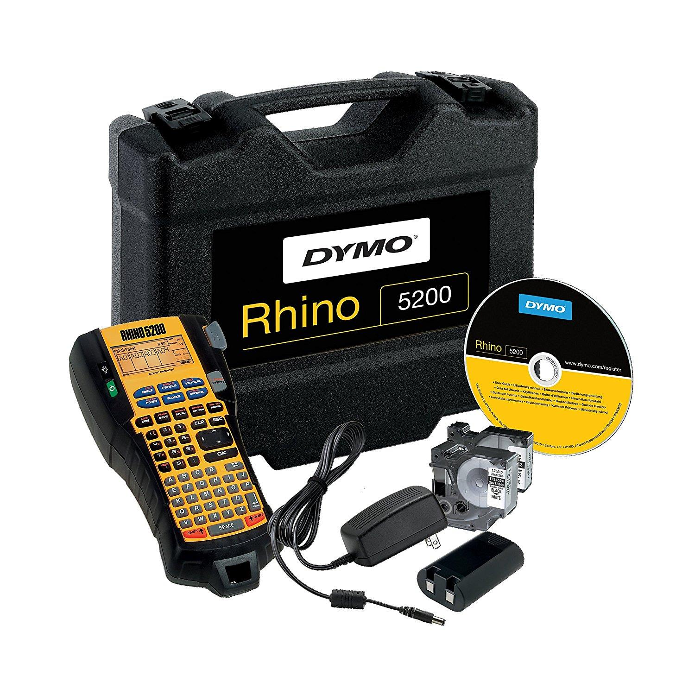 c2d12ef142 Štítkovač DYMO průmyslový RHINO 5200 - kufříková sada S0841430
